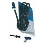 Flexkit for DEVIcell™ Dry. Комплект для установки датчика температуры пола на монтажный лист DEVIcell™ Dry DEVI