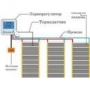Схема подключения, установка и монтаж терморегуляторов.
