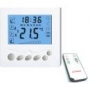 Комбинированный электронный терморегулятор комнатной температуры AE-Y309 на 3500W с пультом дистанционного управления