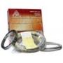 Теплый пол: Тонкий двужильный кабель, не требующий стяжки (18 Вт п/м).
