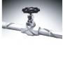 ТSRL 16-2 ТЕПЛОФФ саморегулирующийся нагревательный кабель (защита от замерзания труб горячего водоснабжения)